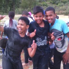 learners having fun